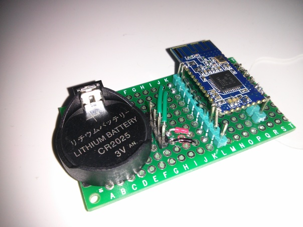 DIY IBeacon with HM-10